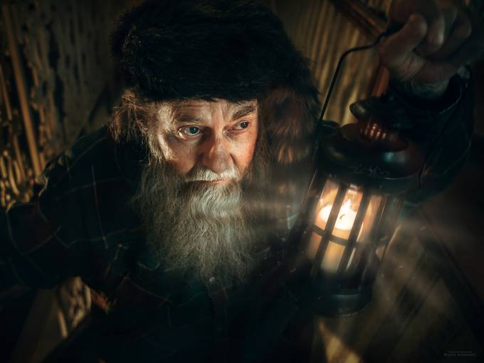 Pathfinder by Ethos - Portraits With Depth Photo Contest