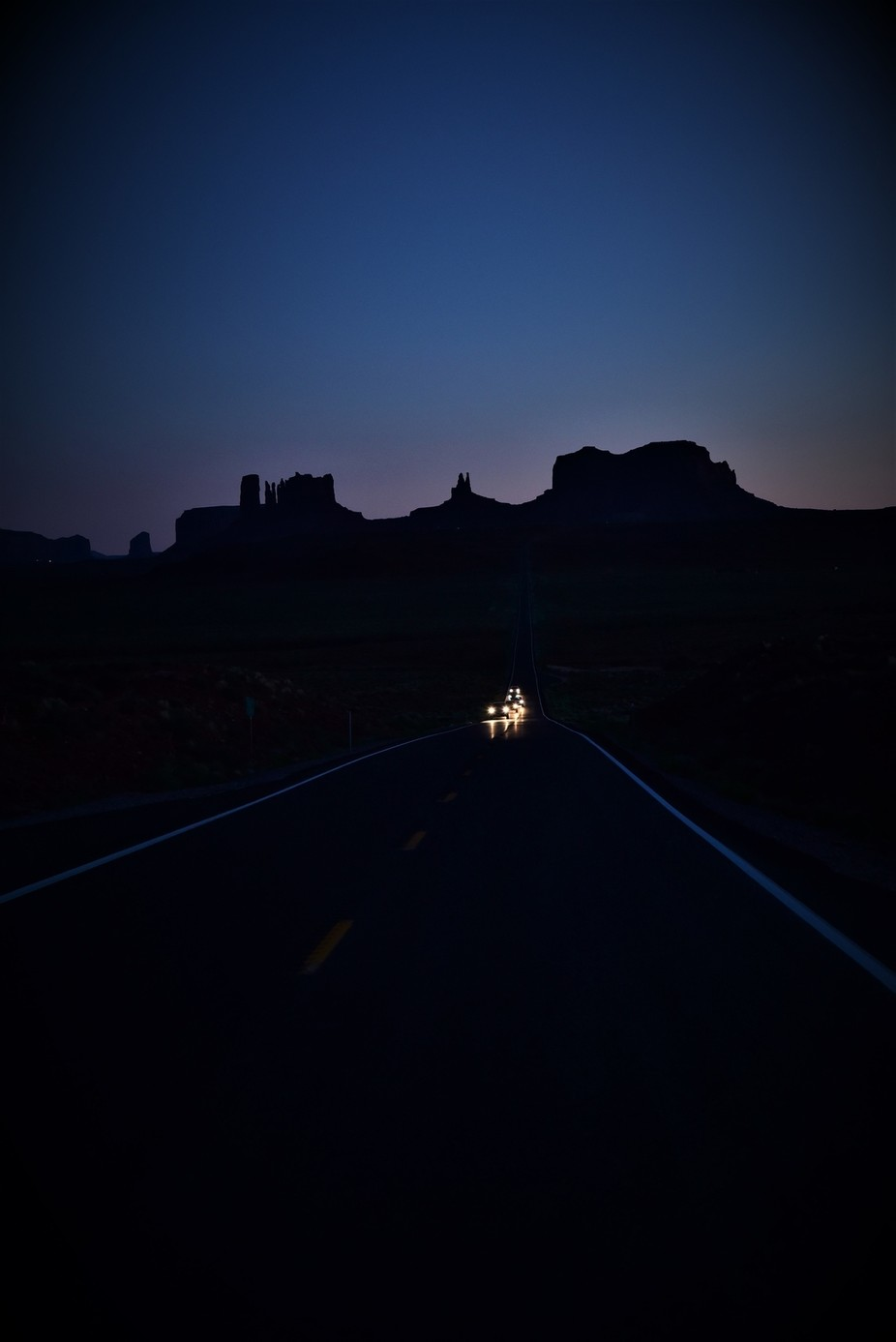 by Jerryl - Straight Roads Photo Contest