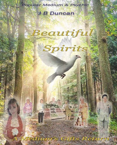 Beautiful Spirits Book Cover