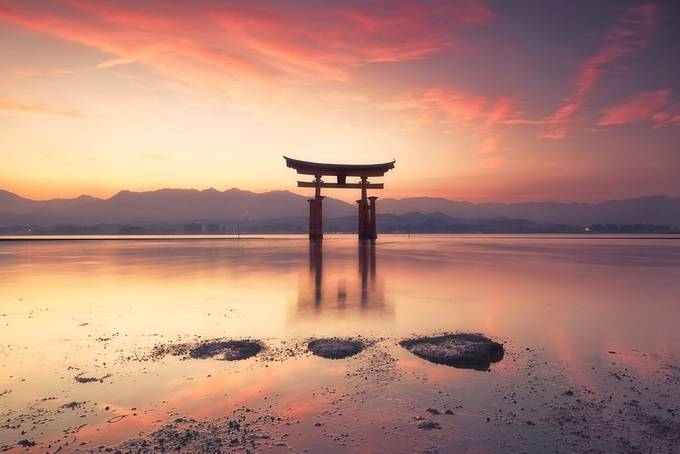 Gate of the Gods by javifloressanz - The Magic Of Japan Photo Contest