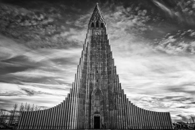 Halgrimour Kirkje Reykjavik