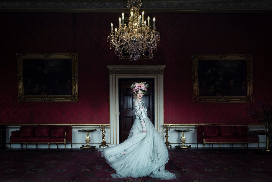 Gorgeous stately home shoot