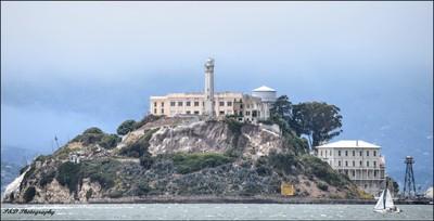 Sailing Around Alcatraz