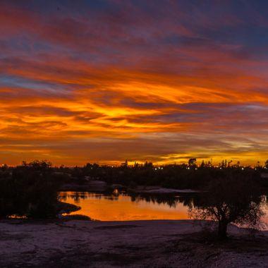 Sunset -8491