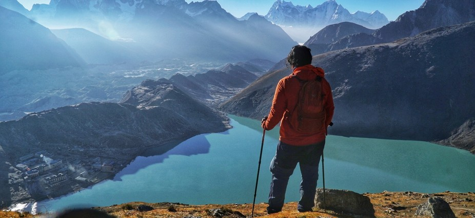 I set out on a journey to  Nepal in search of my spirits and the longing that my soul had to rest...