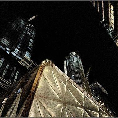 #moreweird #strangearchitecture #newcity #highline #inspiredbyart #tlwheatman