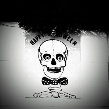 Creepster Art Poster