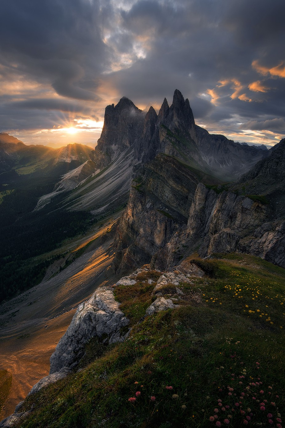 """""""Waking The Giants"""" by ericbennett - Creative Landscapes Photo Contest vol3"""
