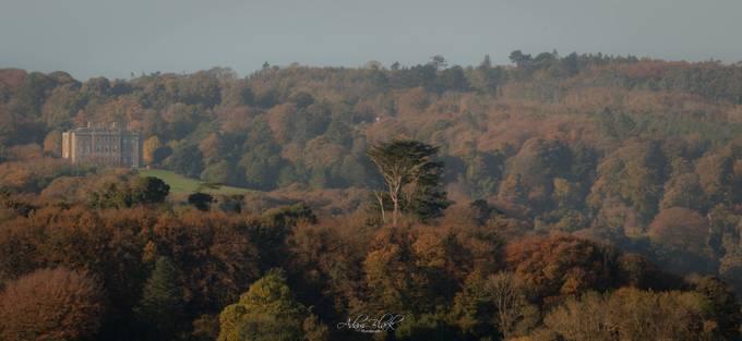 Autumn over Castle Ward