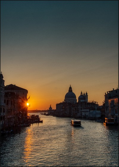 Grand Canal Dawn