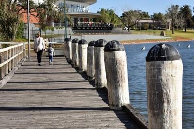 Walk the Wharf