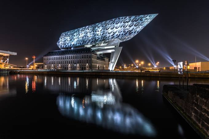 Port House by svennobels - Bright City Lights Photo Contest