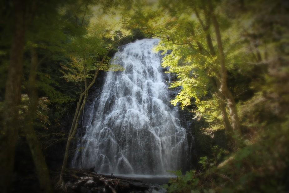 Crabtree Falls. Asheville, NC.