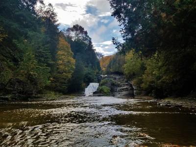Whittaker Falls Park