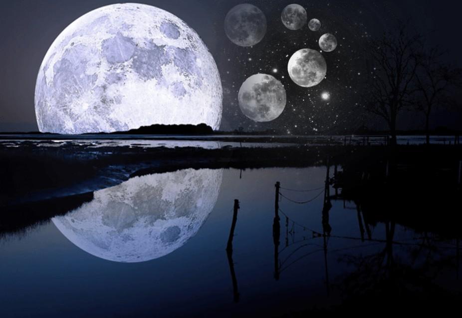 Mondumlaufbahn