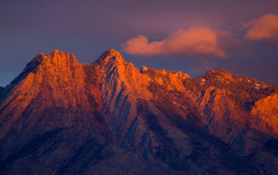 Mt. Olympus utah