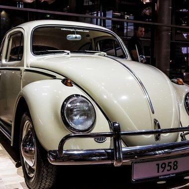 this car is in Glaserne Manufacture Museum of VW in DresdenDresden