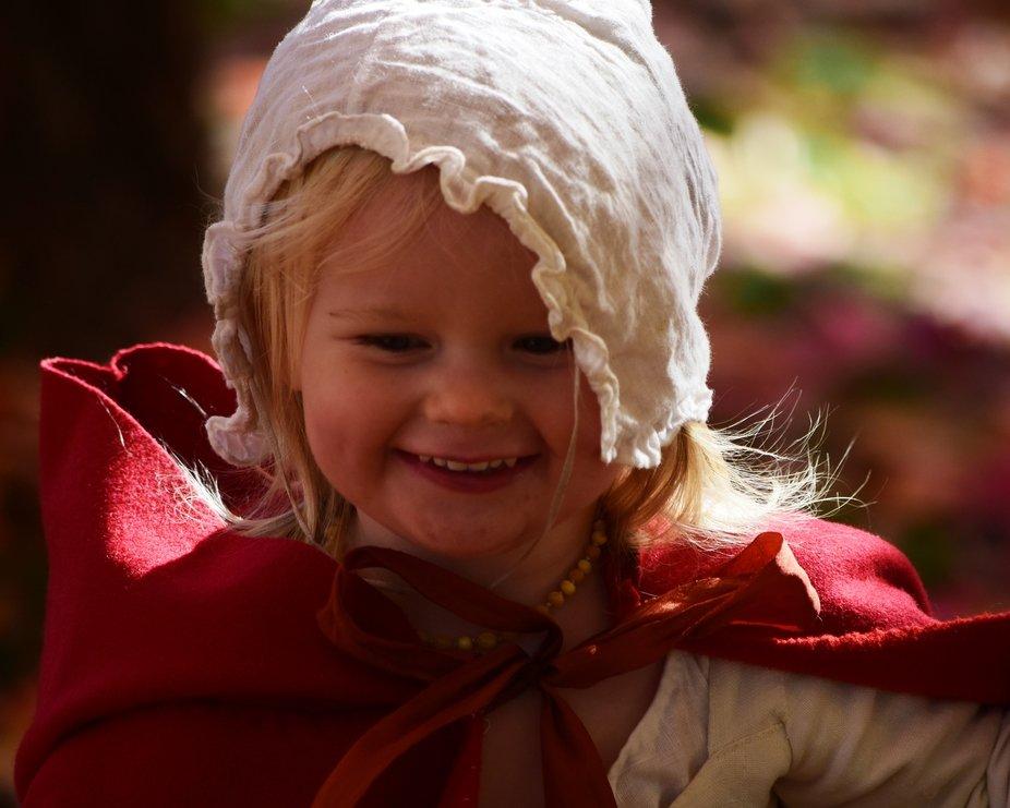 A Child's Pure Joy