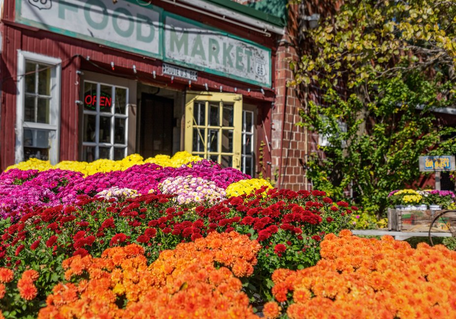 The Eisler Bros. Old Riverton Store is one of the more beautiful spots on Historic US Route 66. I...