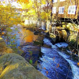 Fall at the Mill