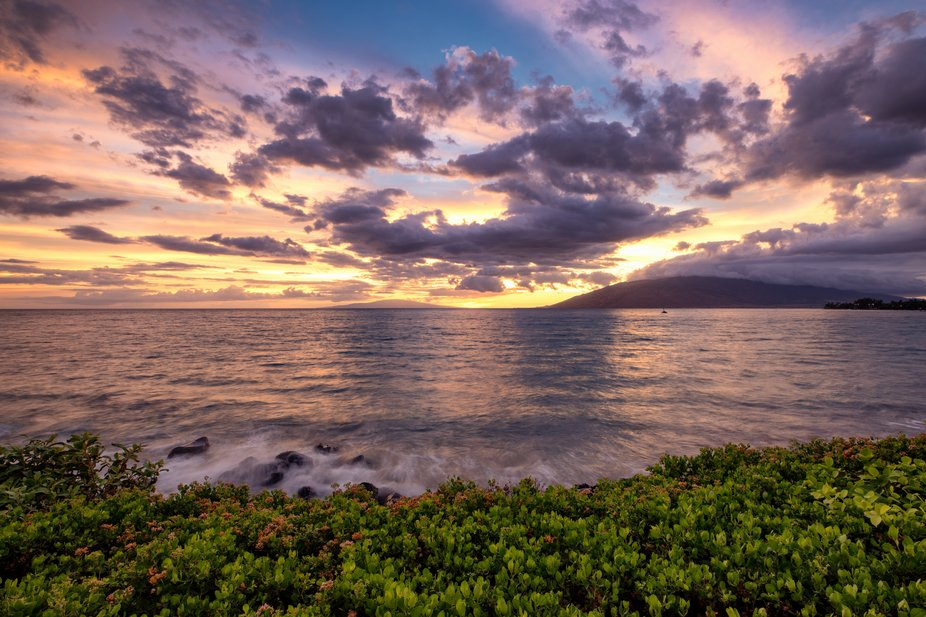 Sunsets in Maui are a special experience, and not just because of their magnificent beauty. They ...