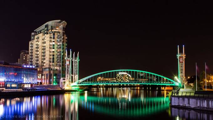 by stevieborowik - Bright City Lights Photo Contest