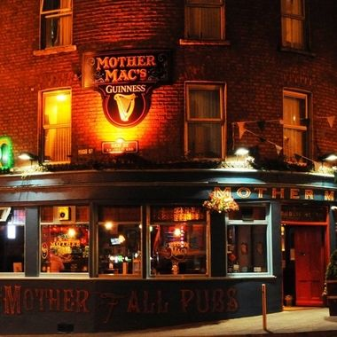 Mother Macs pub, Limerick.  There's been a pub on this site since forever.