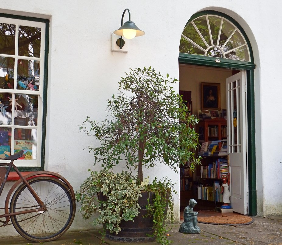 Bookshop in stellenbosch