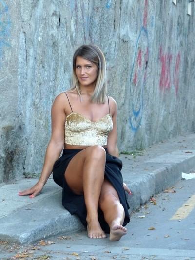 Sandra in Oporto