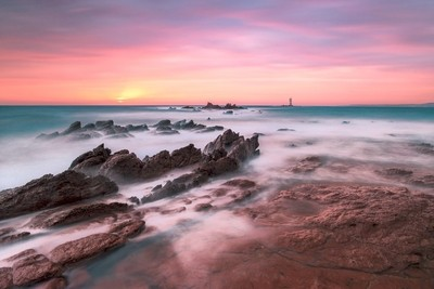 Mangiabarche Lighthouse