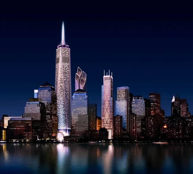City Lights by jeraldjosey - Bright City Lights Photo Contest