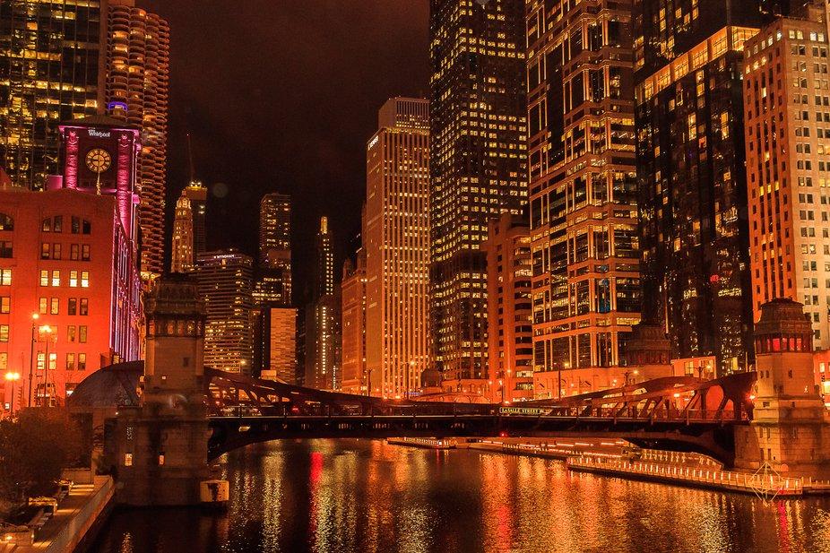 Chicago Night Life