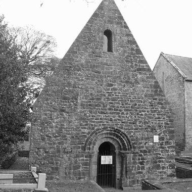 St.Flanans 11th century Oratory, Killaloe, Co.Clare