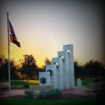 Veterans Memorial, Anthem, Az.
