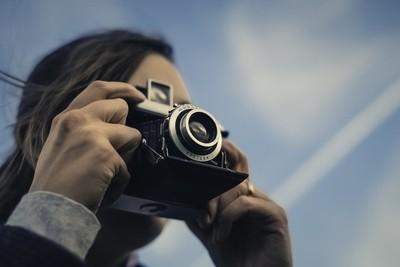 Contrails and Cameras