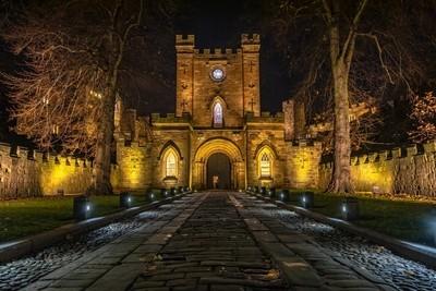 Durham City Castle