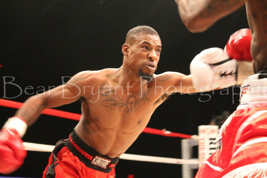 More photos from the professional boxing event at the Horseshoe Casino and Hotel of Bossier City,...