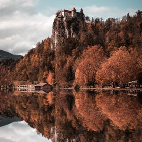 The magnificent Bled Castle