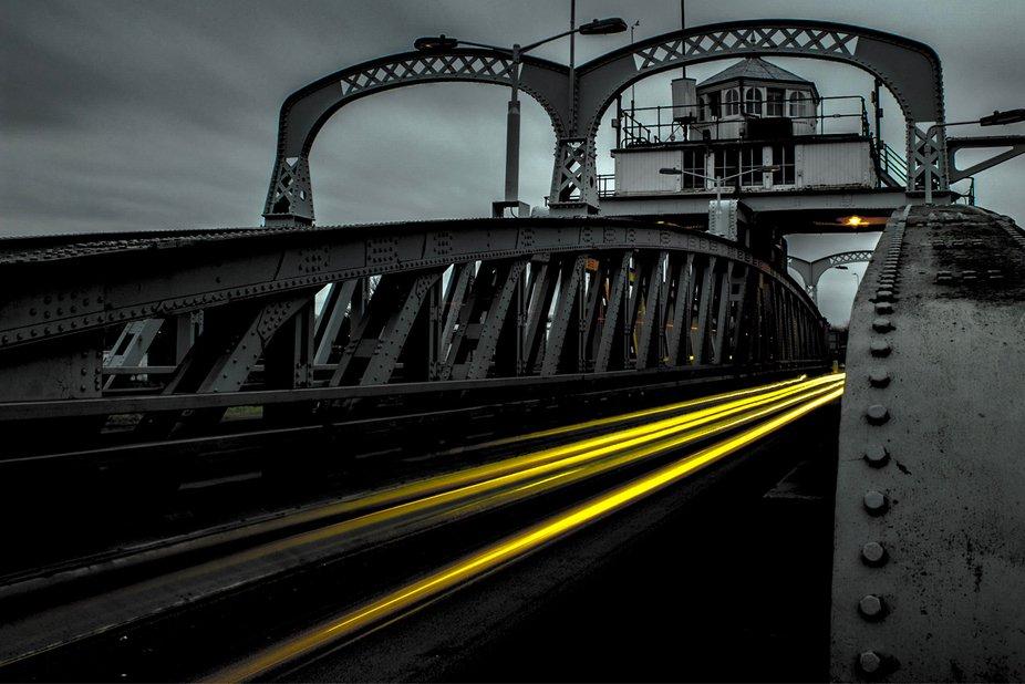 Light speed...