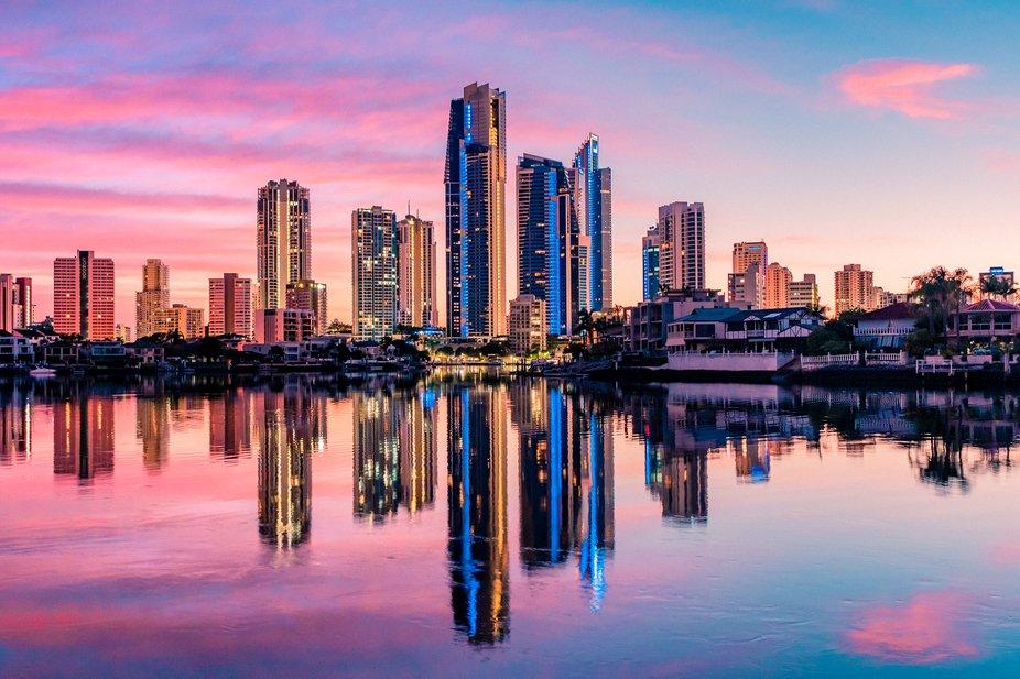 Gold Coast City.