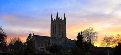 St Edmunds Bury Cathedral