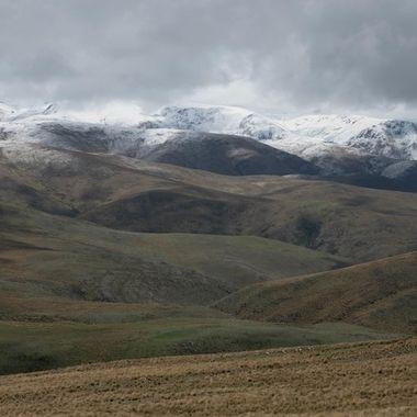 Central Otago Hills