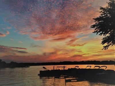 Pine Lake Sunset