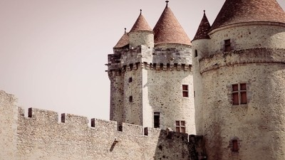 Towers, cassel, France