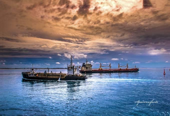 Harbour Passing