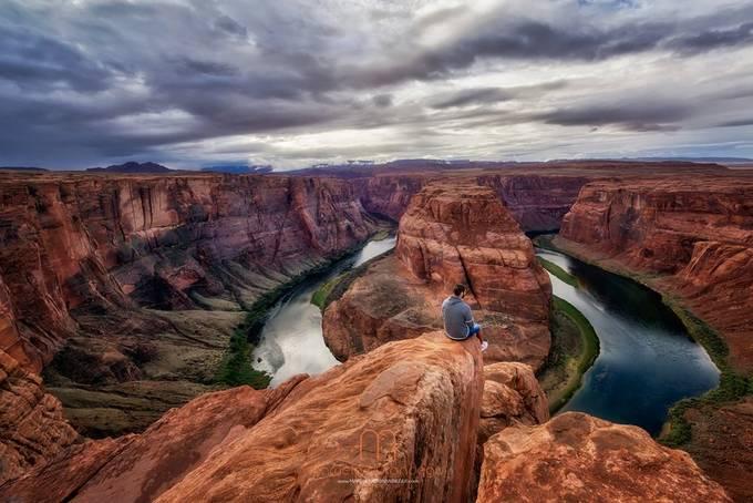 Serenity by marrieladurandegui - Sitting In Nature Photo Contest
