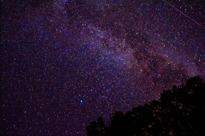 Another attempt at the Milky Way.