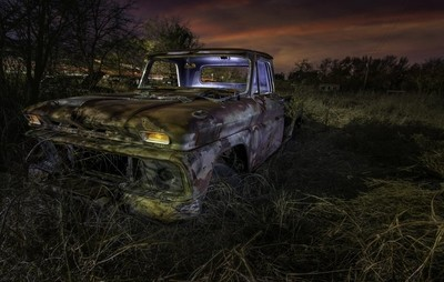 Abandoned Pride