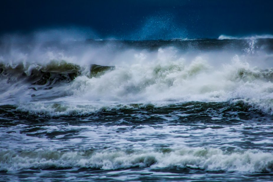 """Highwinds and highsurf = """"the perfect storm"""""""