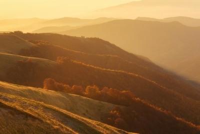 Sunrise at Ceppo